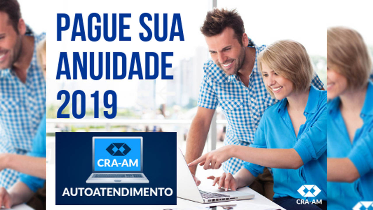 Read more about the article Anuidade 2019