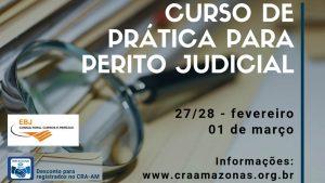 EBJ – Curso de Prática para Perito Judicial