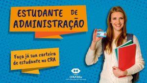 CRA-AM lança Carteira de Estudante da Administração