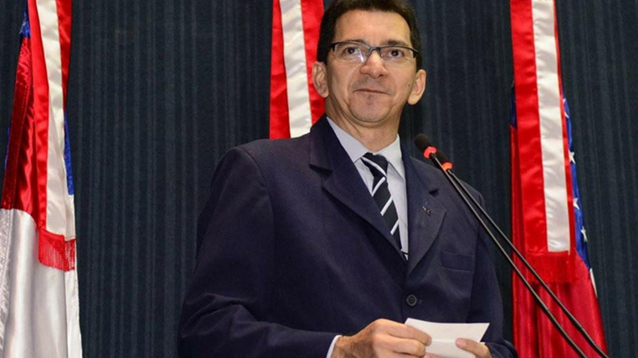 Palavra do Presidente  Adm. Inácio Guedes Borges