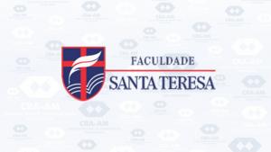 Faculdade Santa Teresa realizará diversos cursos com descontos para os profissionais registrados no CRA-AM