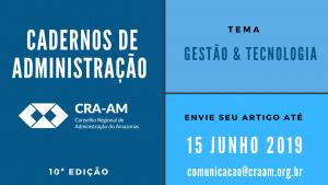 CRA-AM lança edital de seleção pública de artigos científicos