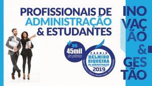 CFA dará R$ 50 mil em prêmios para estudantes e profissionais de administração
