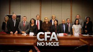 CFA participa de discussão sobre combate à corrupção eleitoral no Brasil