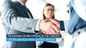 CFA cria Programa de Recuperação de Créditos