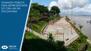 CRA-AM Divulga Edital de Chamamento Público para Representante Institucional em Itacoatiara