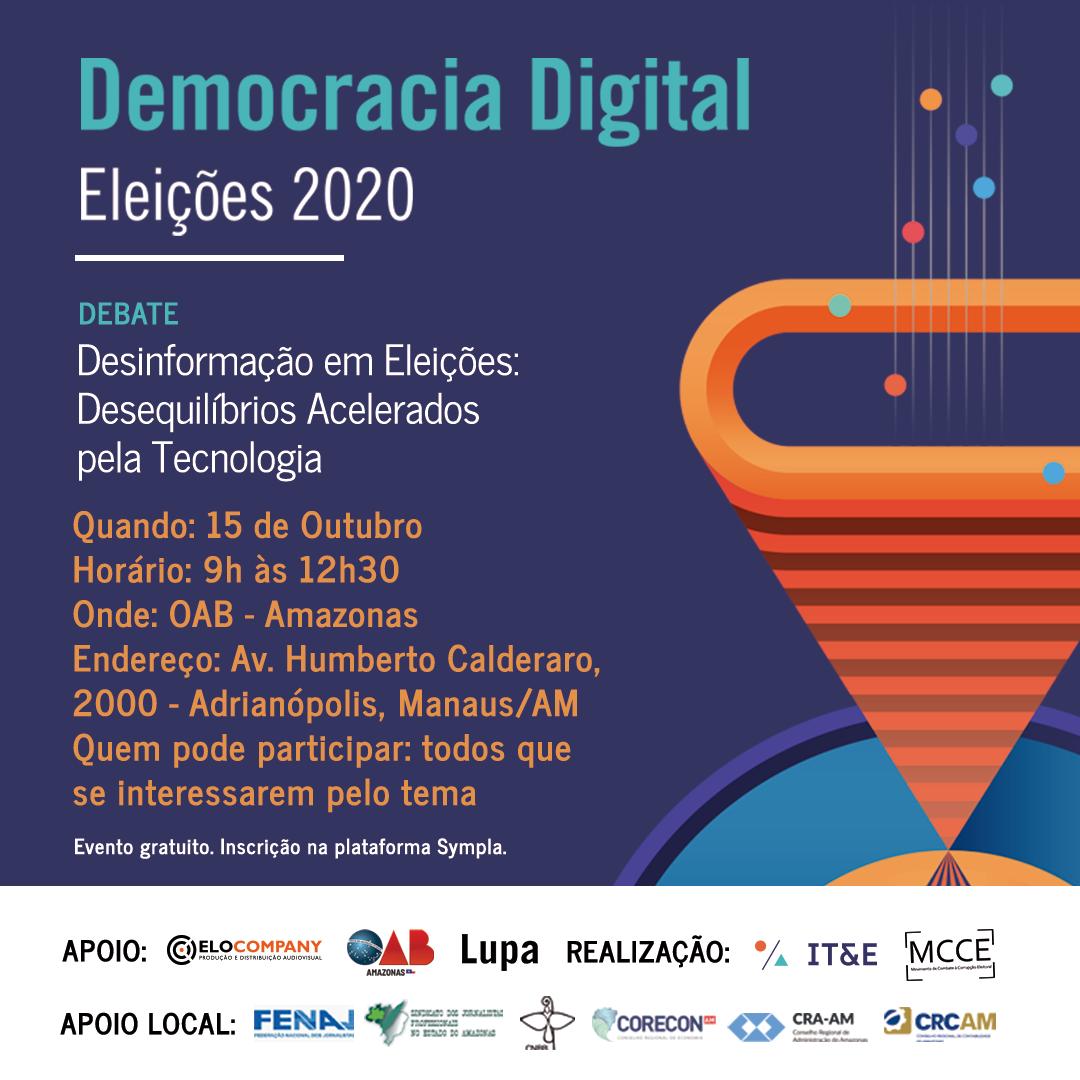Programa Democracia Digital – Eleições 2020