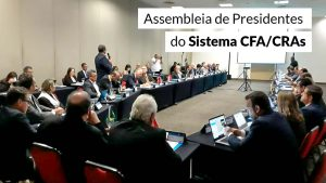 Belém recebe Assembleia de Presidentes