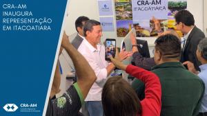 Nova representação do CRA-AM atenderá aos profissionais e estudantes de Itacoatiara e municípios vizinhos