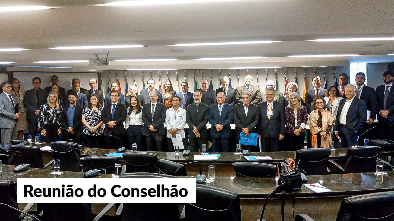 Notícia CFA – Fórum dos Conselhos Federais das Profissões Regulamentadas