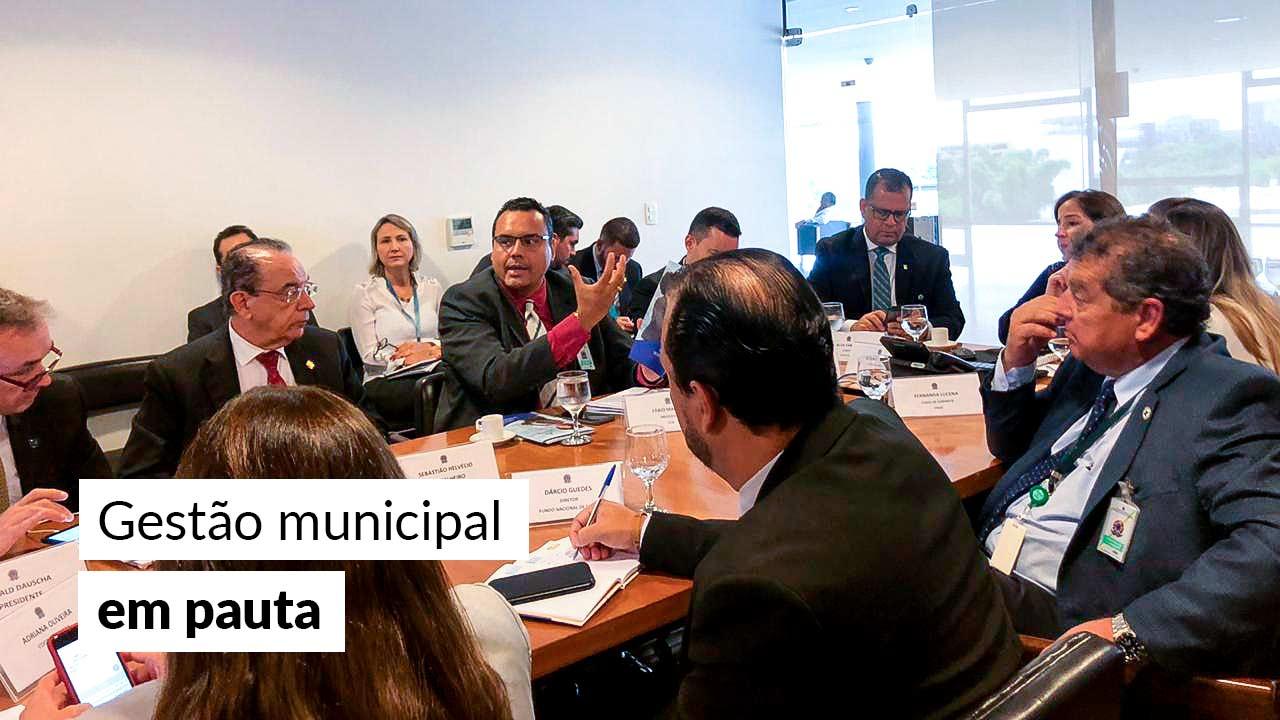 Notícia CFA – CFA será parceiro do Guia do Prefeito + Brasil