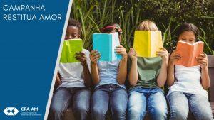 CRA-AM apoia campanha de incentivo à doação do IR para o Fundo da Criança e do Adolescente