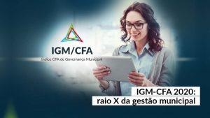 Notícia CFA – Profissionais de administração terão acesso exclusivo ao IGM-CFA 2020