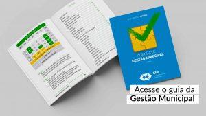 Notícia CFA – CFA lança segunda edição da Agenda de Gestão Municipal