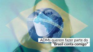 Notícia CFA – Ministério da Saúde cria ação estratégica para enfrentar pandemia do coronavírus