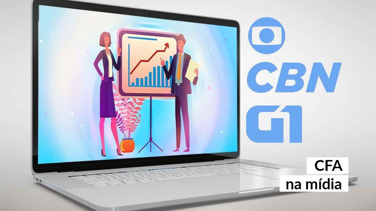 Notícia CFA – Campanha do Sistema CFA/CRAs é destaque na TV Globo, G1 e CBN