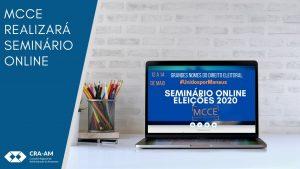 Seminário Online Eleições 2020 reunirá  figuras importantes do cenário eleitoral do país em prol de doações para Manaus