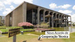 Notícia CFA – CFA celebra parceria com o Ministério da Justiça