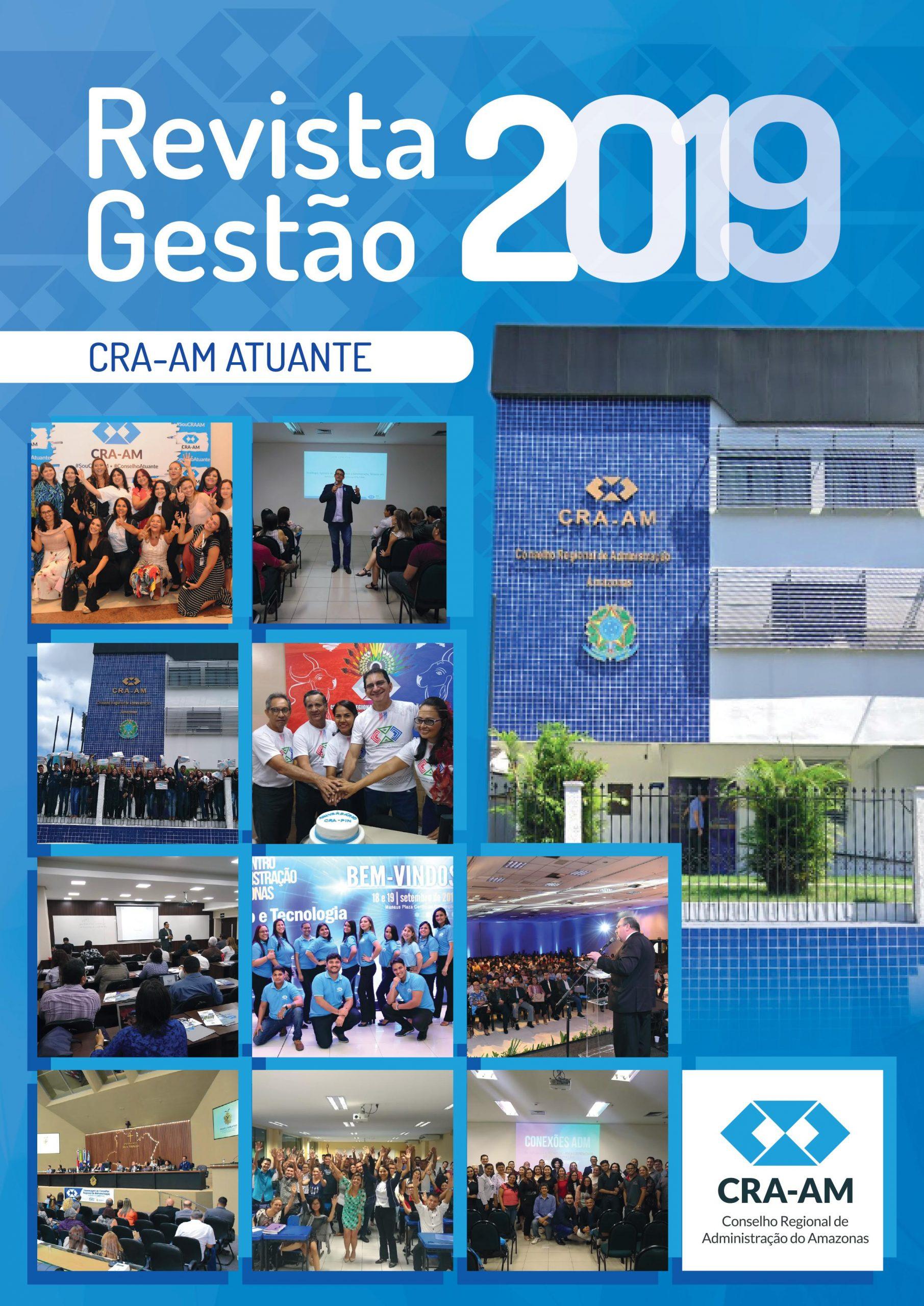 Revista de Gestão 2019