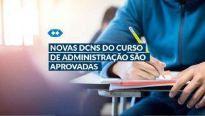Notícia CFA – Conselho Pleno do CNE aprova as novas diretrizes do curso de Administração