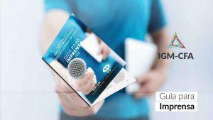 Notícia CFA – IGM-CFA elabora publicação para auxiliar jornalistas nas eleições municipais