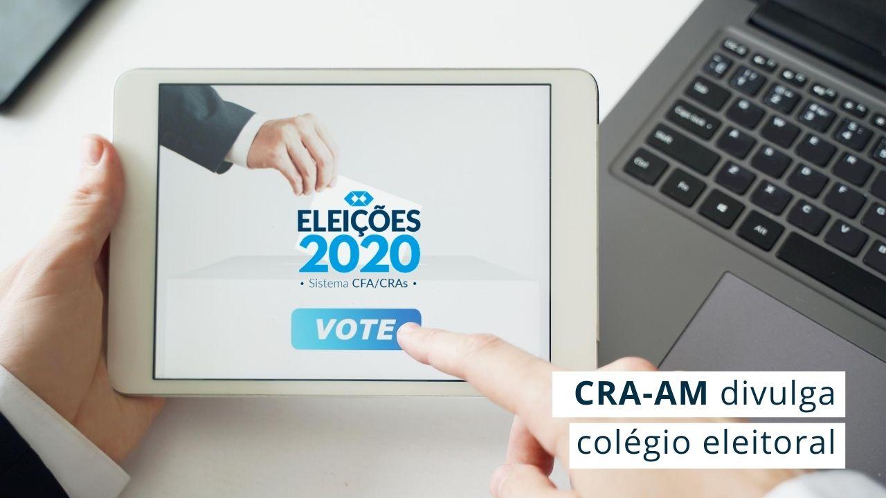 Eleições 2020 – Profissionais listados participarão das Eleições do Sistema CFA/CRAs
