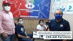 Planejamento e gestão pública pautam as atividades realizadas pelo CRA-AM na Ilha Tupinambarana