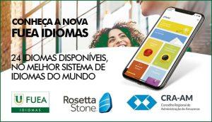 Em parceria com a FUEA-IDIOMAS Conselho lança o Programa CRA-AM Bilíngue