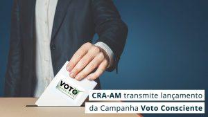 Campanha tem como objetivo orientar eleitores para o voto consciente nas eleições 2020