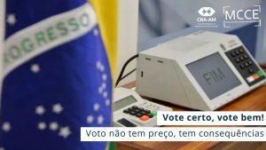 Eleições Municipais 2020 – Manifesto MCCE em defesa da democracia e da cidadania