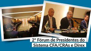 Notícia CFA – CFA tem semana movimentada de reuniões com diretores e presidentes