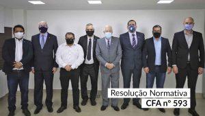 Notícia CFA – Documento publicado no DOU regulamenta atividades extrajudiciais dos profissionais de ADM