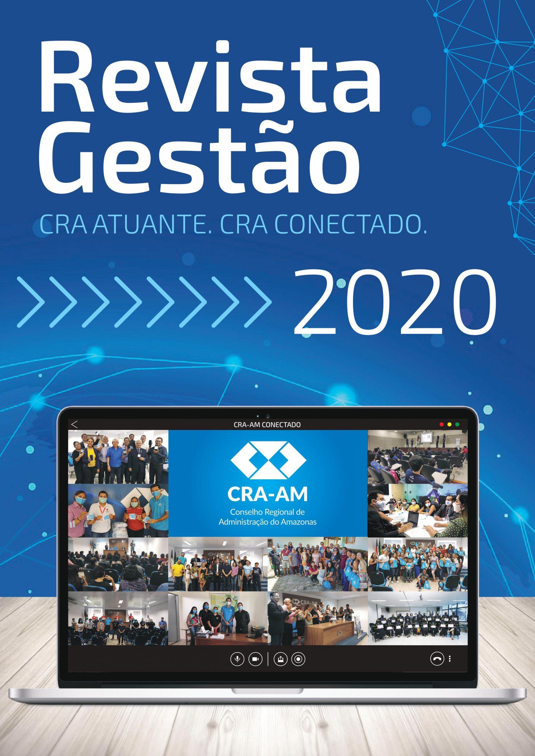 Revista de Gestão CRA-AM 2020