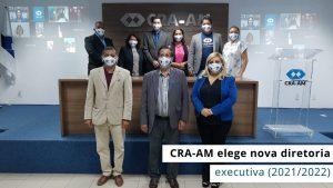 Cerimônia híbrida diploma e empossa Conselheiros e Nova Diretoria Executiva do CRA-AM