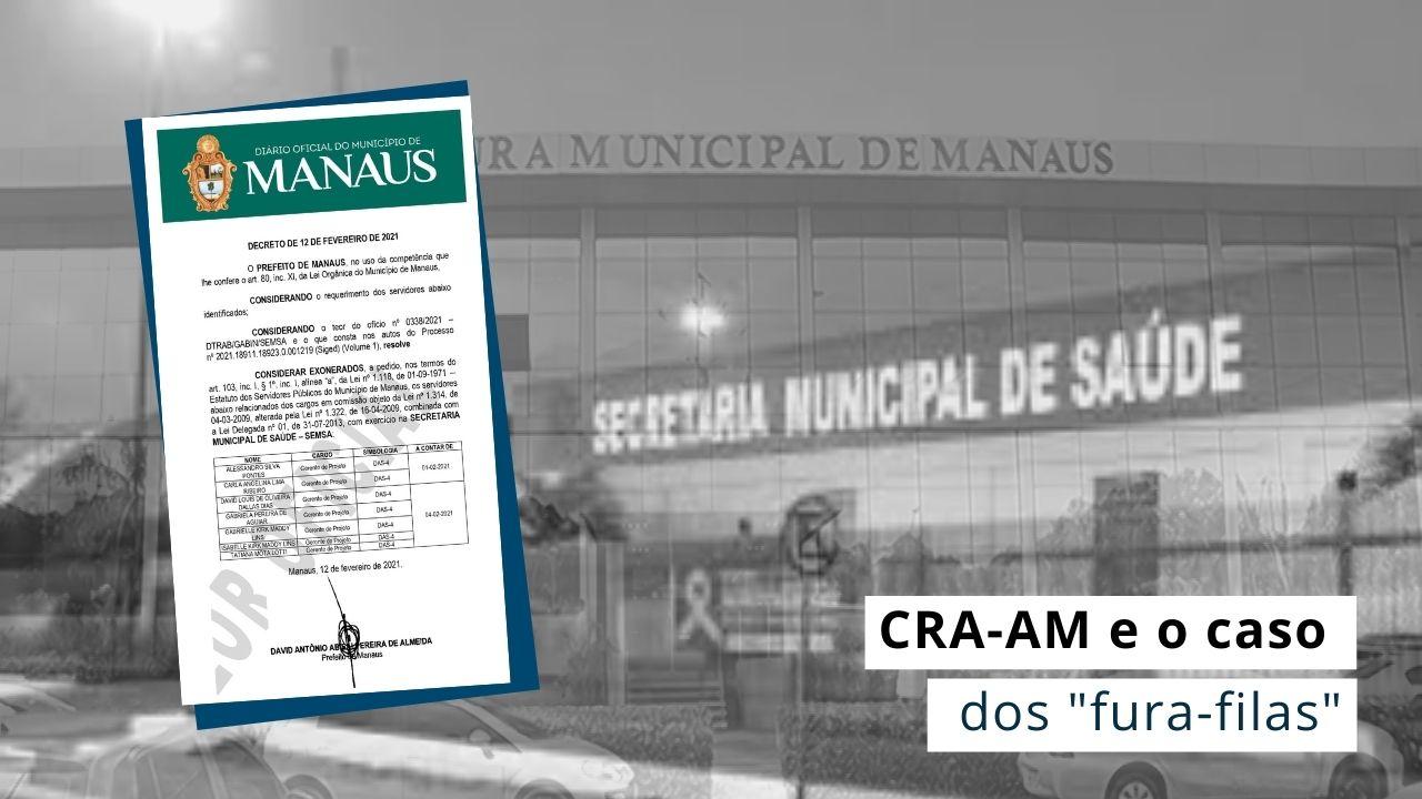 Manifestações contra irregularidades na gestão pública repercutem em exoneração de servidores da SEMSA
