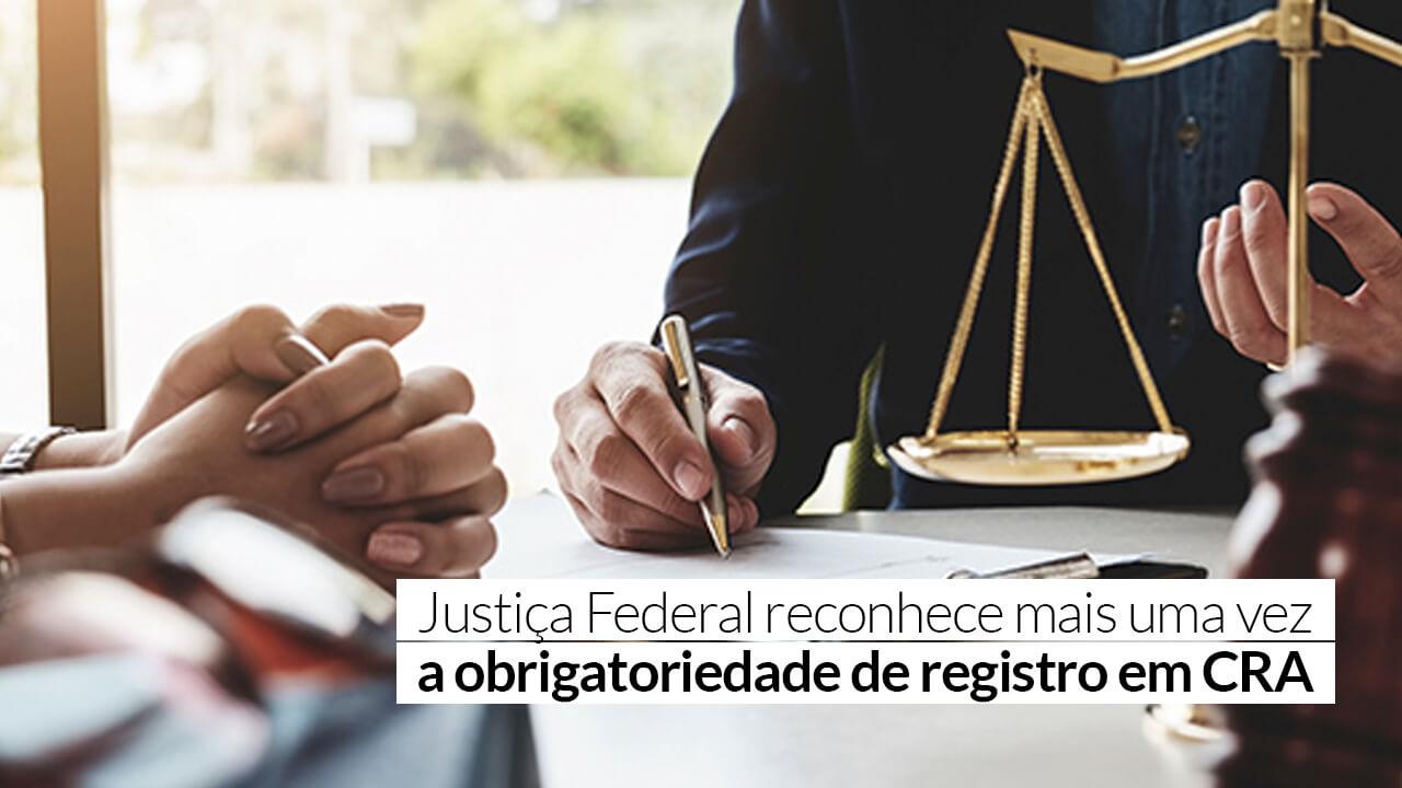 Notícia CFA – Fiscalização do CRA-DF vence batalha judicial