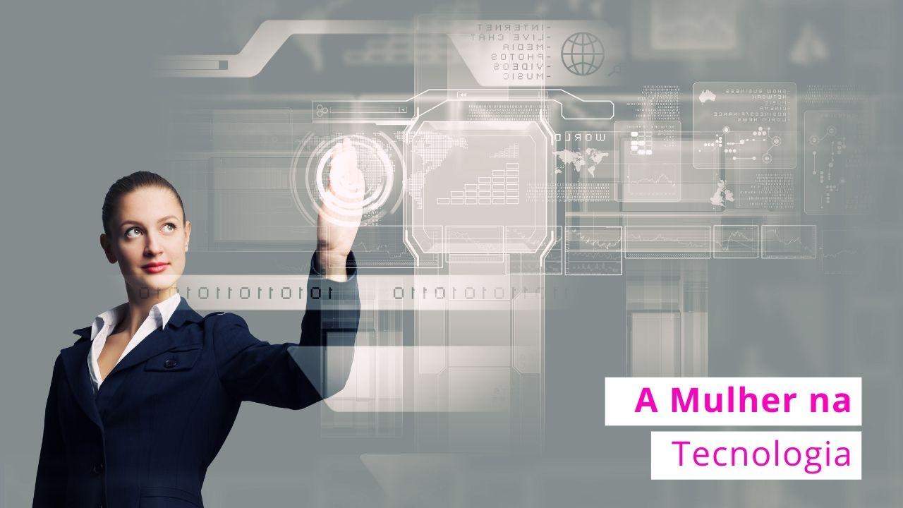 Webinar discutirá a atuação da mulher na área tecnológica