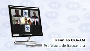 CRA-AM e Prefeitura de Itacoatiara discutem ações para o fortalecimento da Gestão Pública Profissional