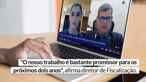 Read more about the article Tecnologia é aliada da Fiscalização, mas a contribuição dos profissionais é fundamental