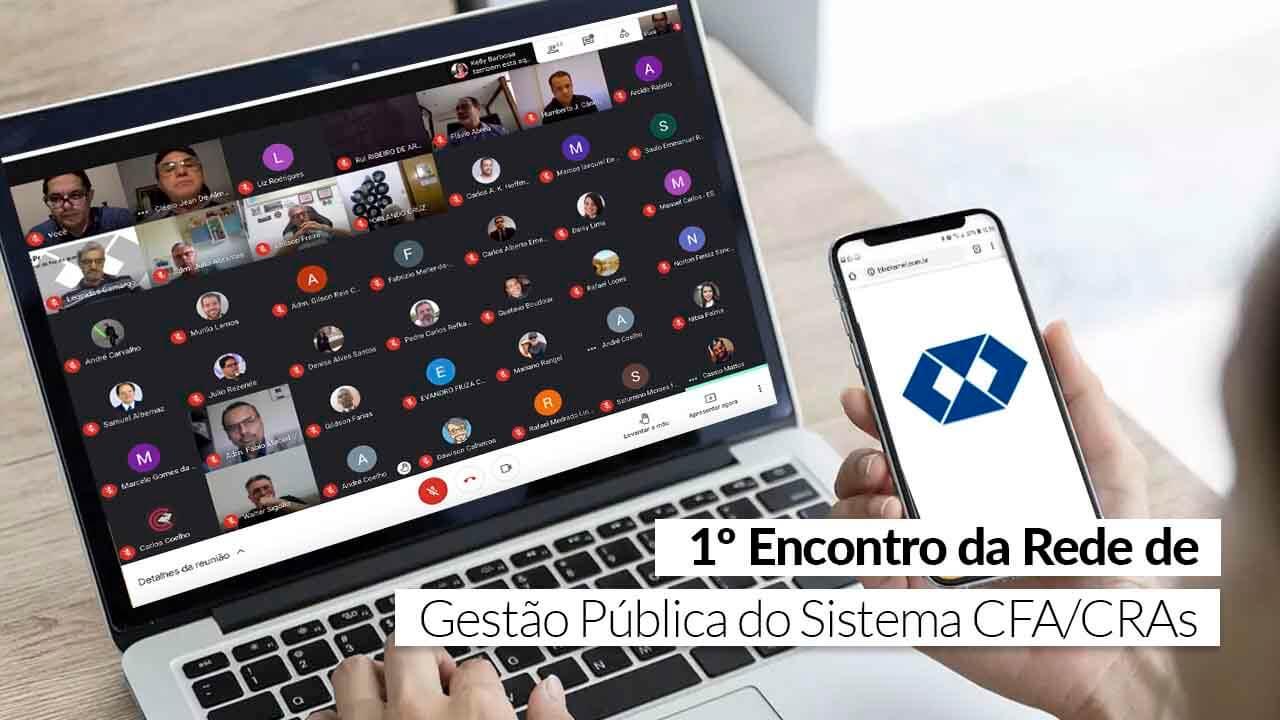 Read more about the article Mais de 45 pessoas participaram da reunião on-line para tratar da profissionalização na Gestão Pública
