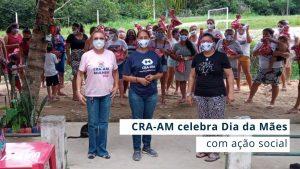 Read more about the article Atividade foi organizada pela Comissão de Mulheres do Conselho, em parceria com a Arquidiocese Cáritas