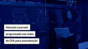 Read more about the article Procedimento será preventivo para garantir bom funcionamento dos serviços